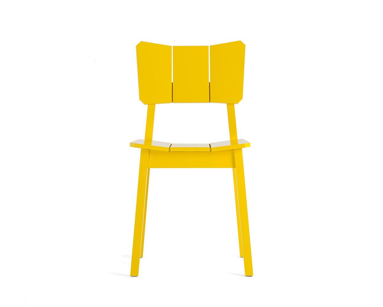 Oppa - Cadeira Uma - Amarela
