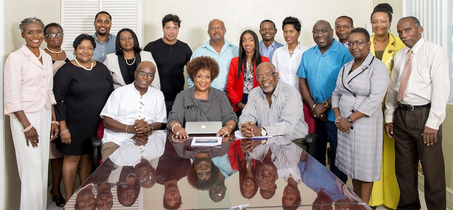 Creating A Smart Barbados With Images Digital Network Think