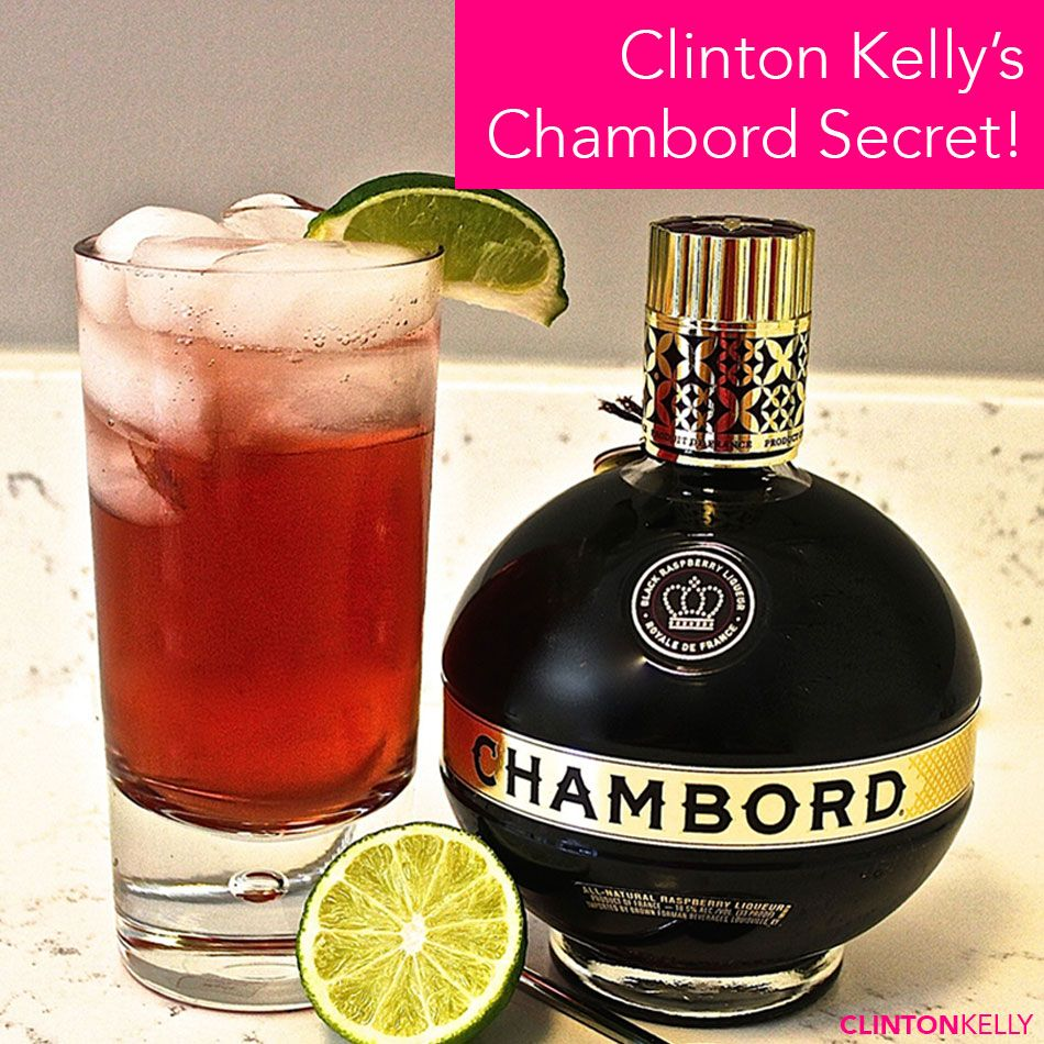 Jazz Up That Vodka And Soda With A Splash Of Chambord! The
