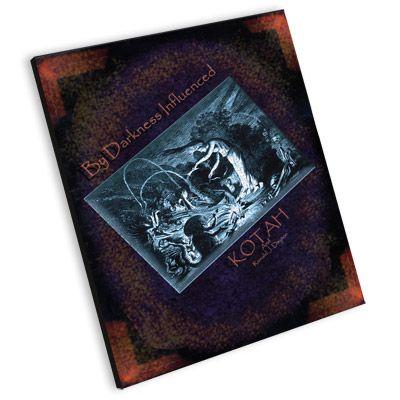 By Darkness Influenced Kotah And Ronald J Dayton Magic Book