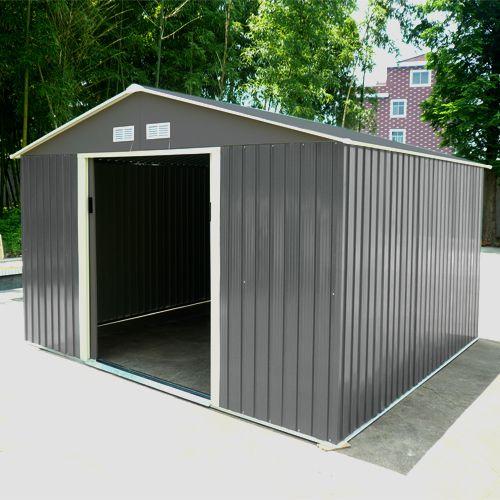 Surface Exterieure 10 M Ouverture Pratique Double Porte