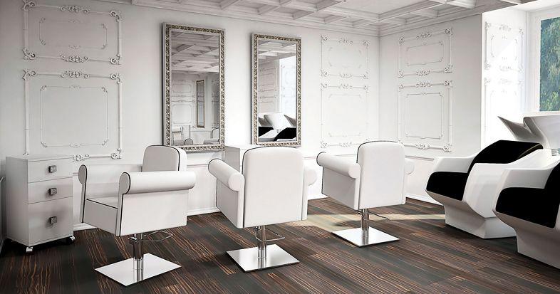 Perfect Salon Collection Art Deco By Ayala Salon Furniture. Hairdresser Salon Idea  Classic Style. #