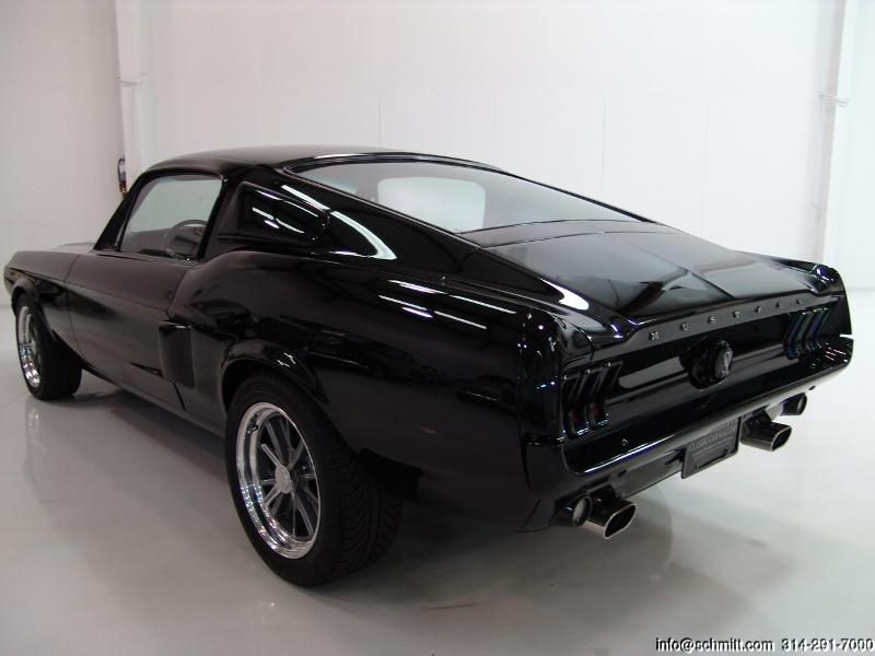 1967 ford mustang fastback resto mod spectacular no expense spared resto mod