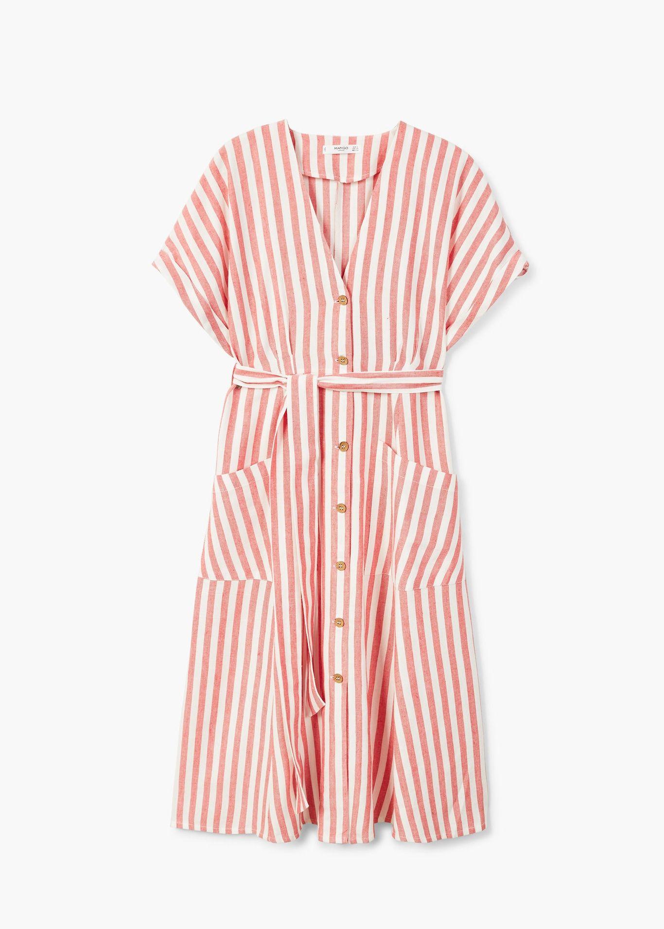 643d27a709c Striped cotton dress - Women in 2019