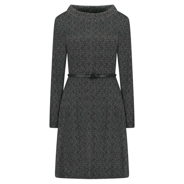 COMMA Kleid mit Gürtel | Kleid mit gürtel, Kleid von comma ...