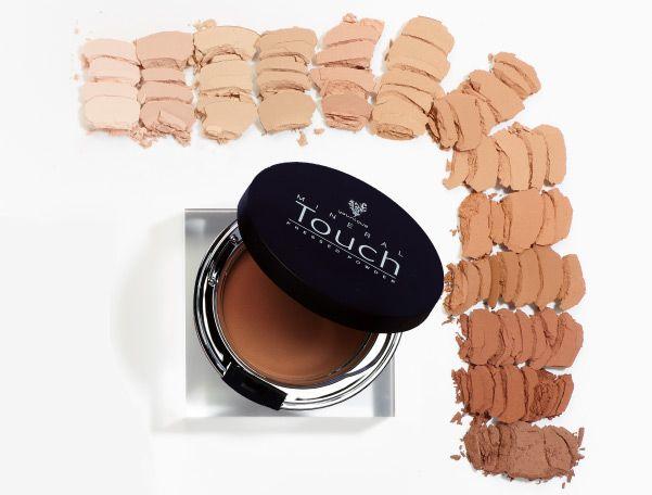 80fe906f9 Base de maquillaje en polvo compacto Touch Mineral | Polvo compacto ...