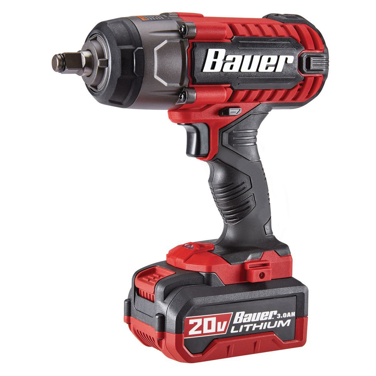 20v Hypermax Lithium Ion Cordless 1 2 In Impact Wrench Tool Only In 2020 Impact Wrench Wrench Tool Wrench