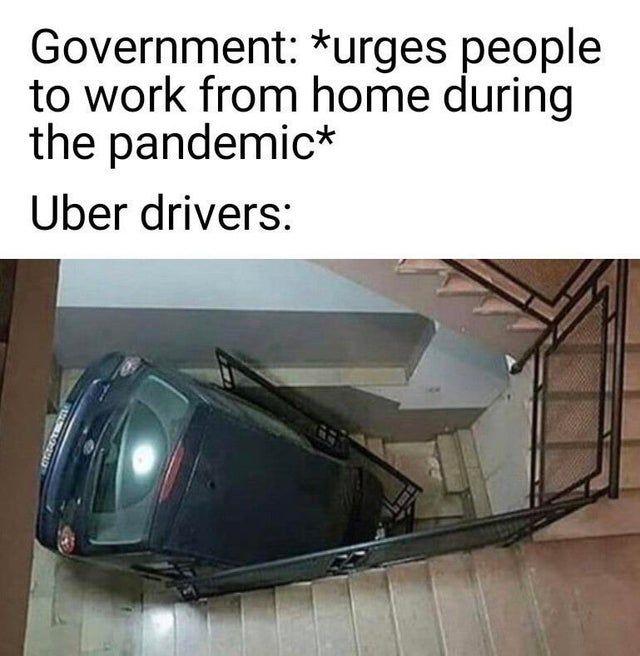 Uber everwhere?