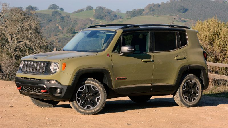 2015 Jeep Renegade Trailhawk W Video Jeep Renegade Trailhawk