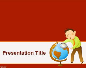 This Free Traveller Powerpoint Template Is A Free Travel