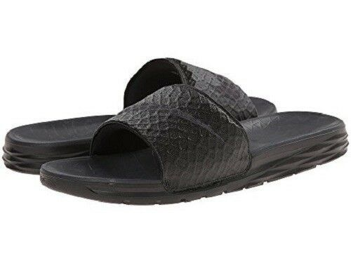 85f17dd5e219 Nike Mens Benassi Solarsoft Slide 2 Black Sandals Shoes 705474-091 Size 13   fashion  clothing  shoes  accessories  mensshoes  sandals (ebay link)