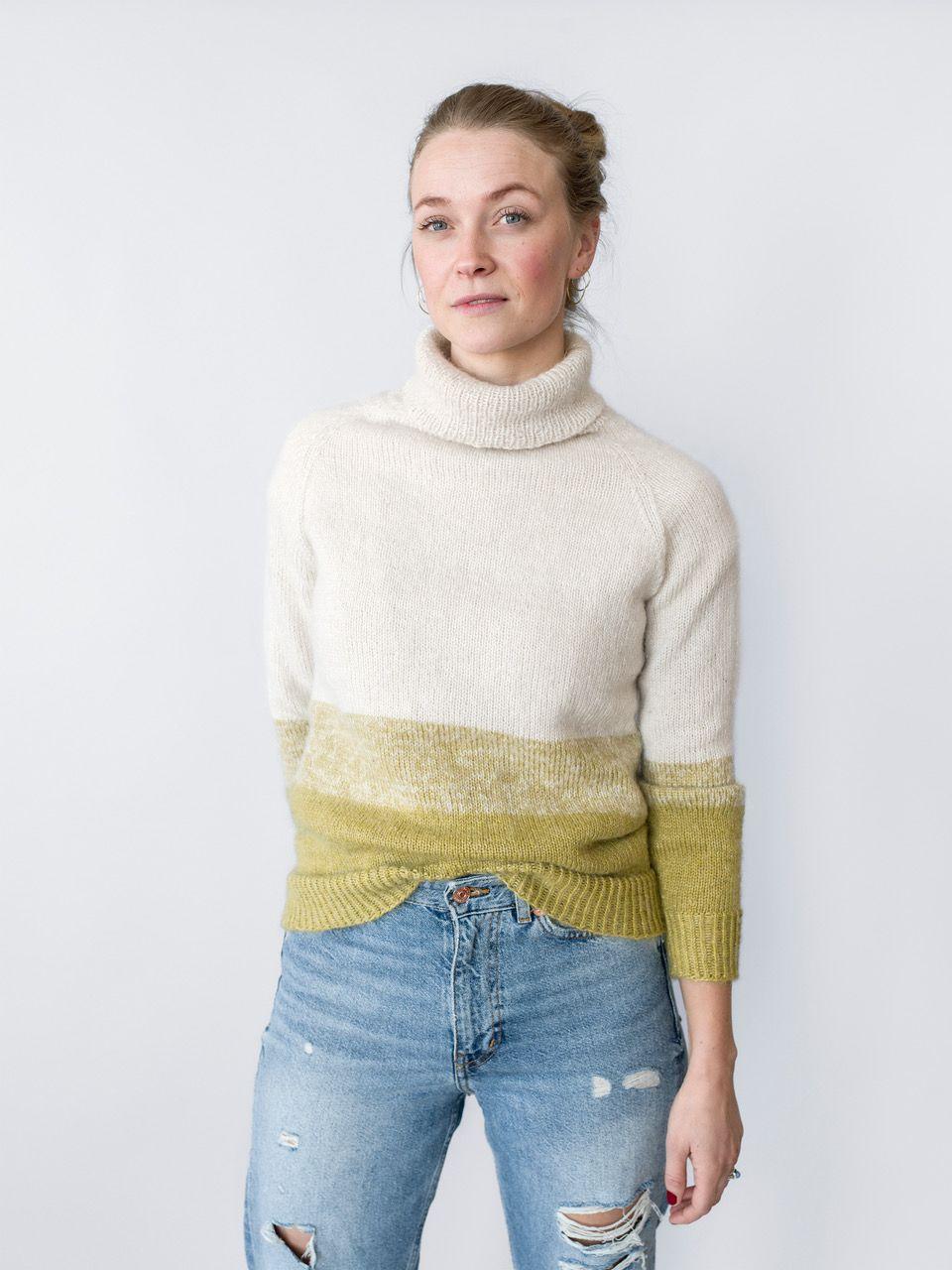 genser med ugleoppskrifterer