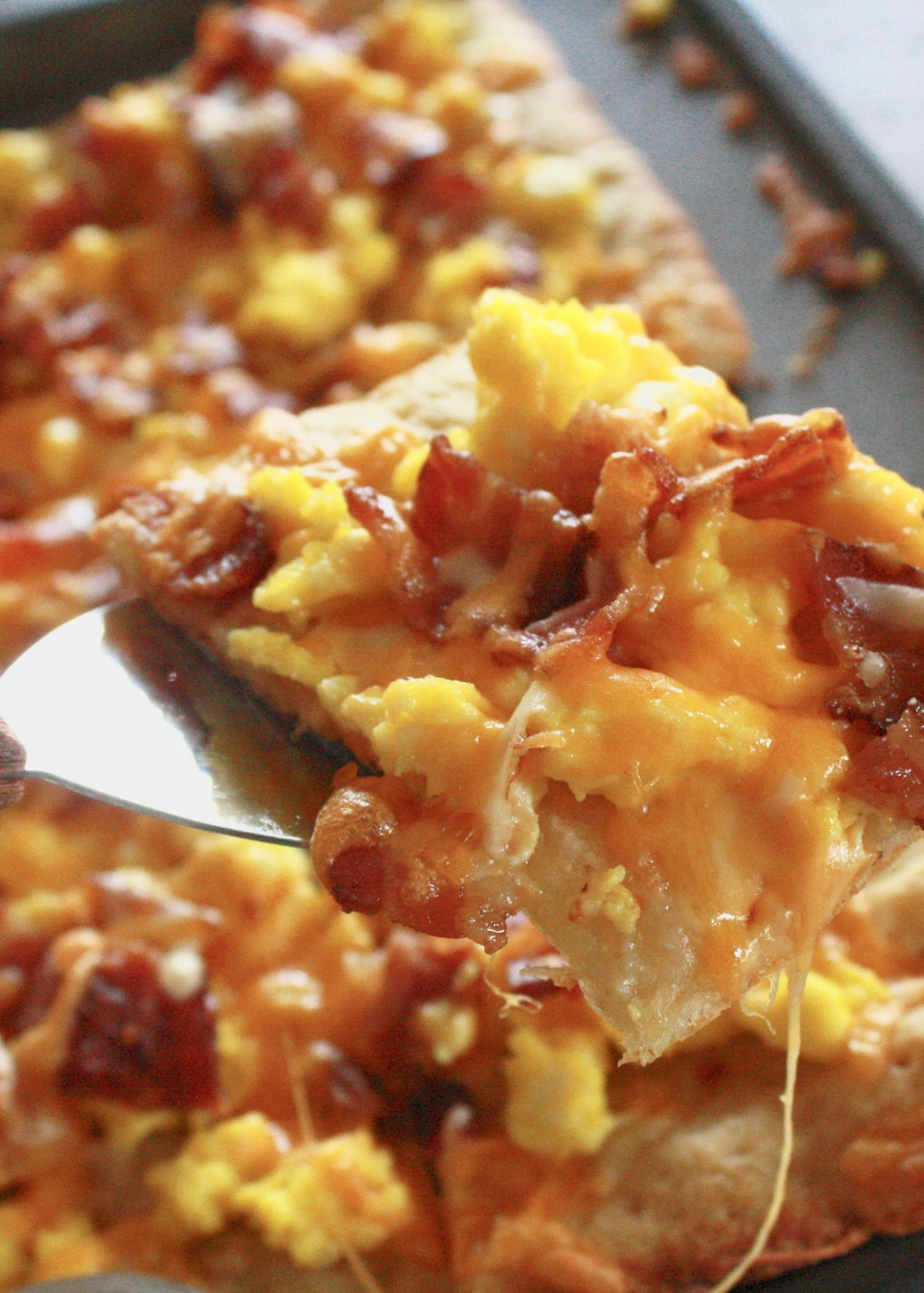 Looking To Nail Down Some Easy Breakfast RecipesQuick Simple Breakfasts Like This Pizza Are The Way Go