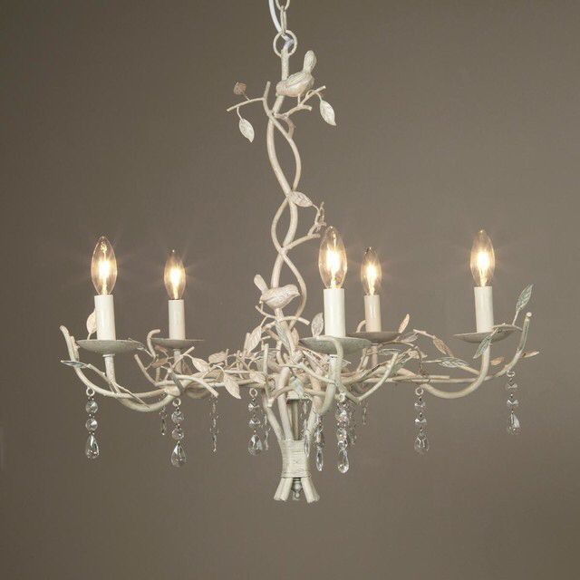 Crystal Drop Bird Chandelier Shades Of Light
