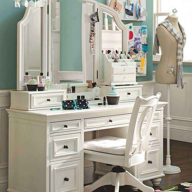 Dressing Table Design Vanity Organization