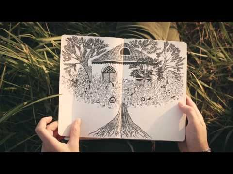 My Moleskine spring 2013 - YouTube