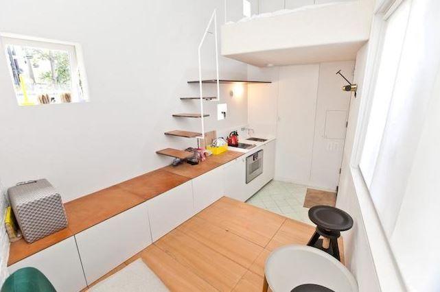 Vivre dans une petite maison de 15 m² voici comment faire