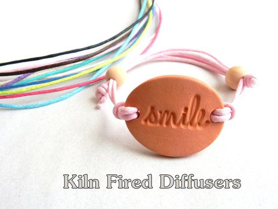 Diffuser Bracelet or Charm for Essential by KilnFiredDiffusers