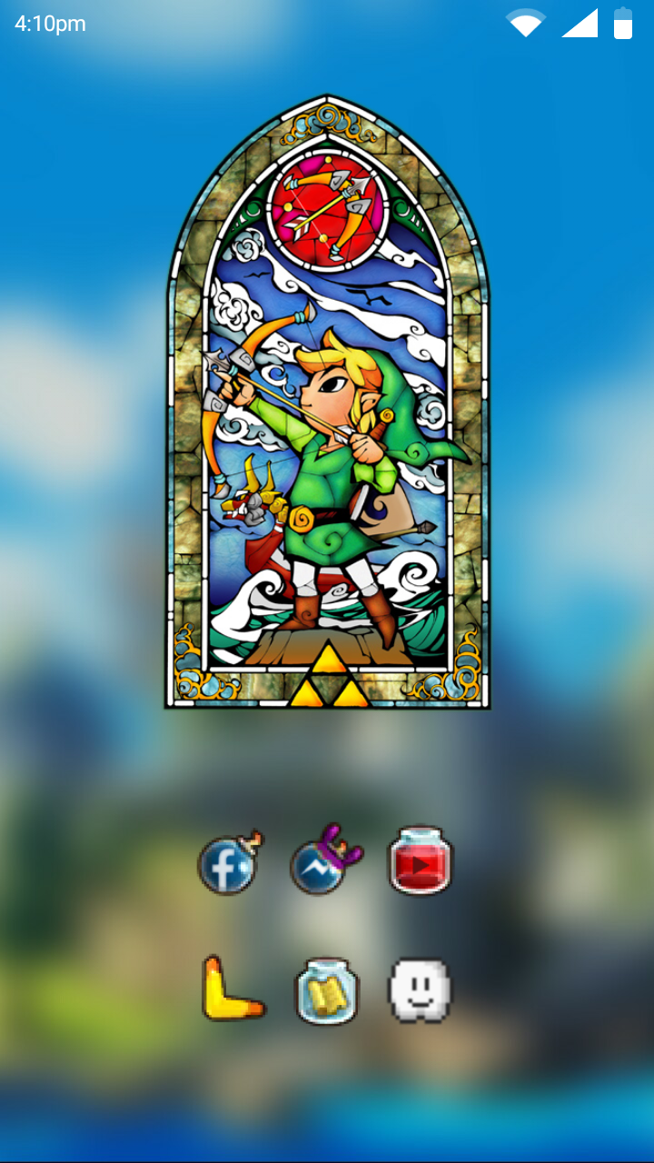 Wind Waker Wind waker, Android theme, Wind