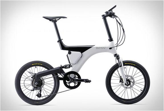 Besv Folding Bike
