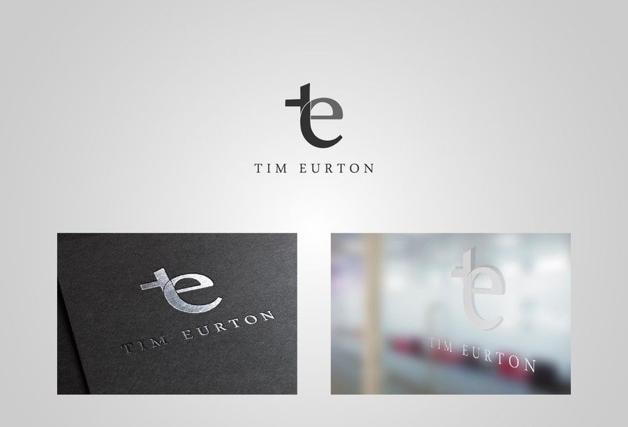 create personal stationary for tim eurton by lynzee artajo