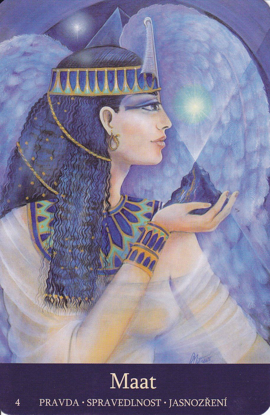 what egypt goddess have always been i