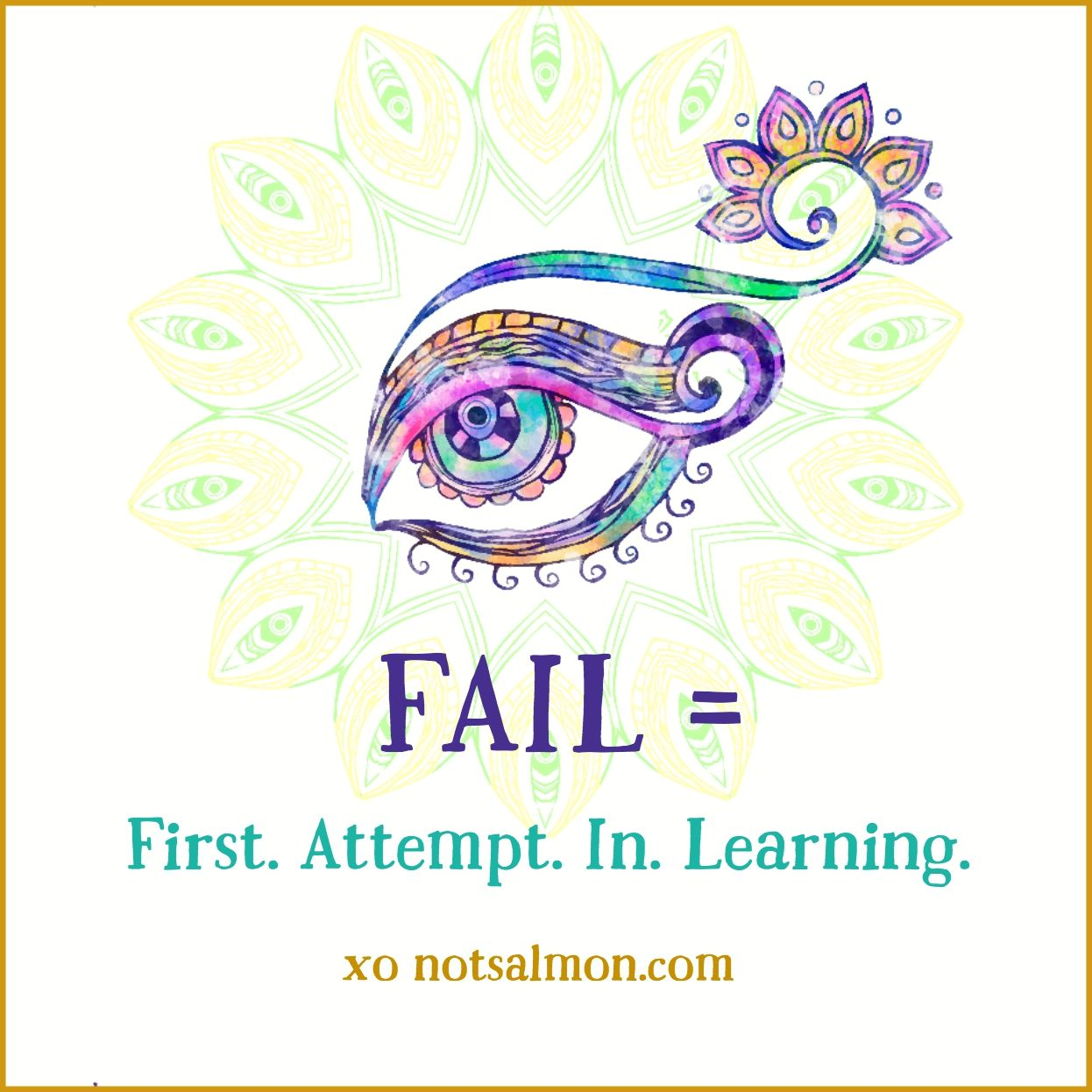 fail first attempt in learning notsalmon click eye for notsalmon click eye for more and essays