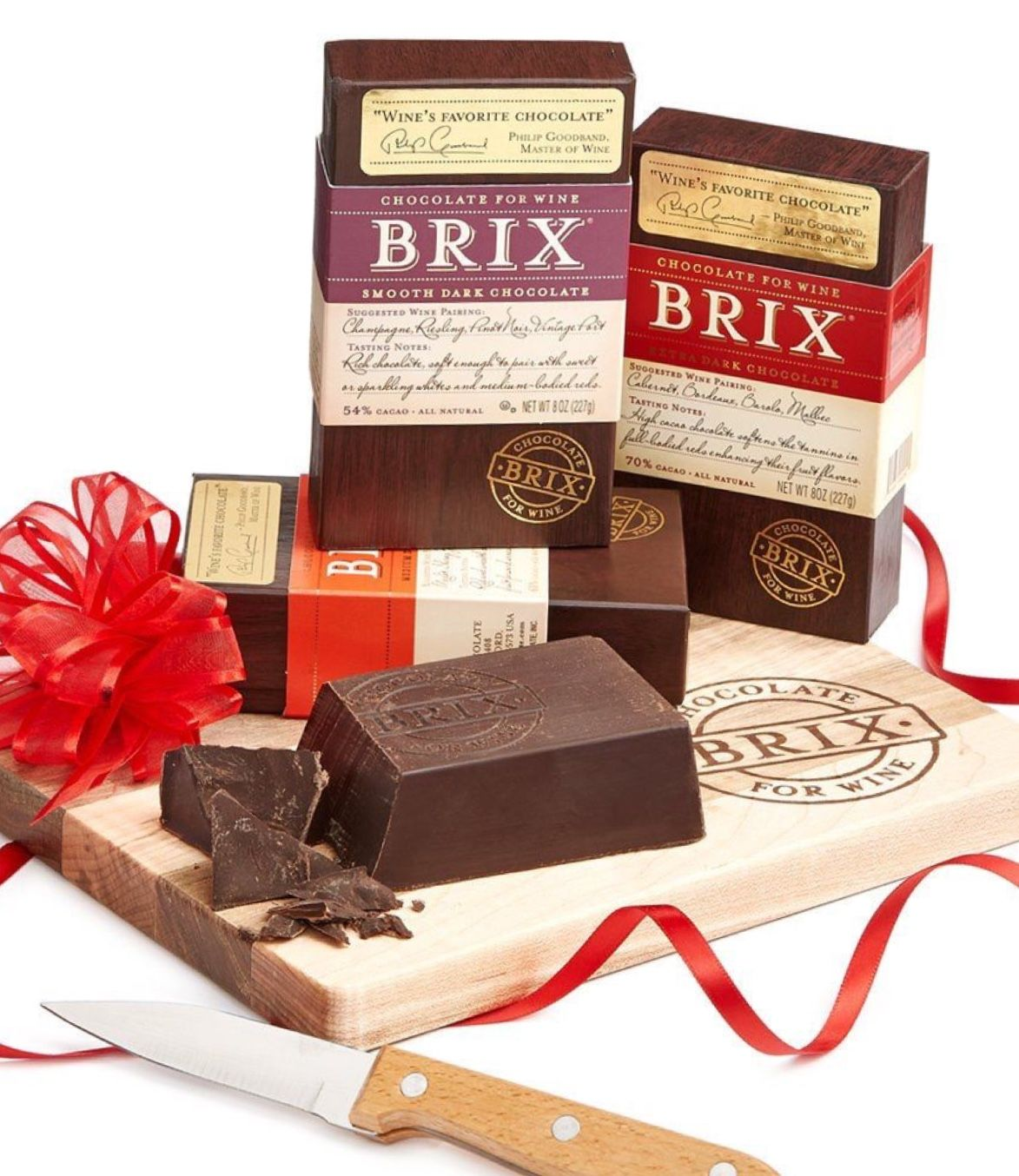 Pin By Brix Chocolate On Chocolate For Wine Gift Sets Wine Gift Set