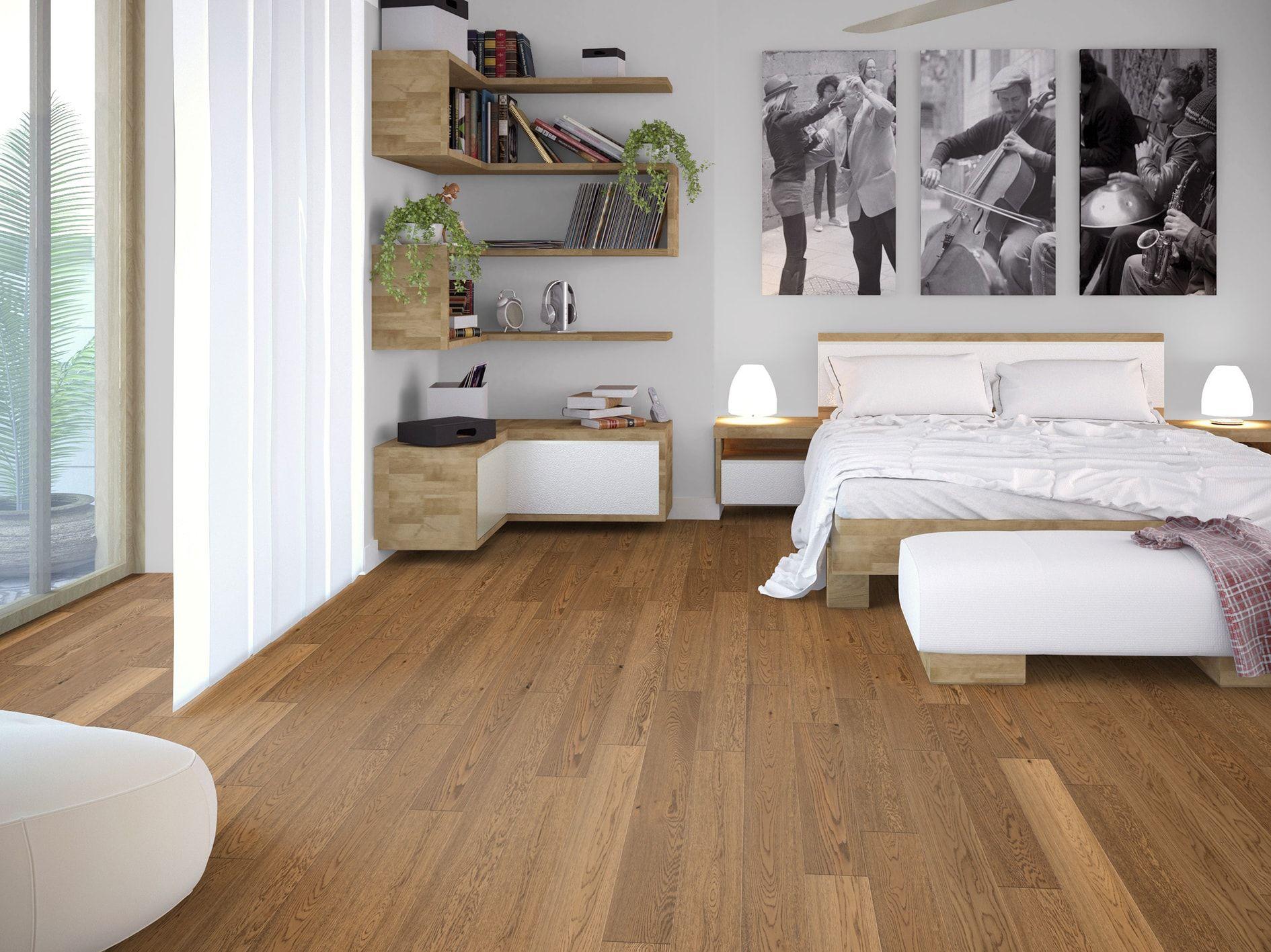 Trend 2019 Parquet In Rovere Naturale Camera da letto