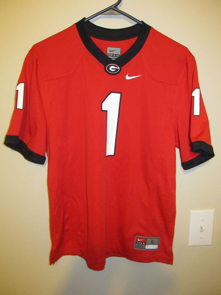 sony michel jersey georgia