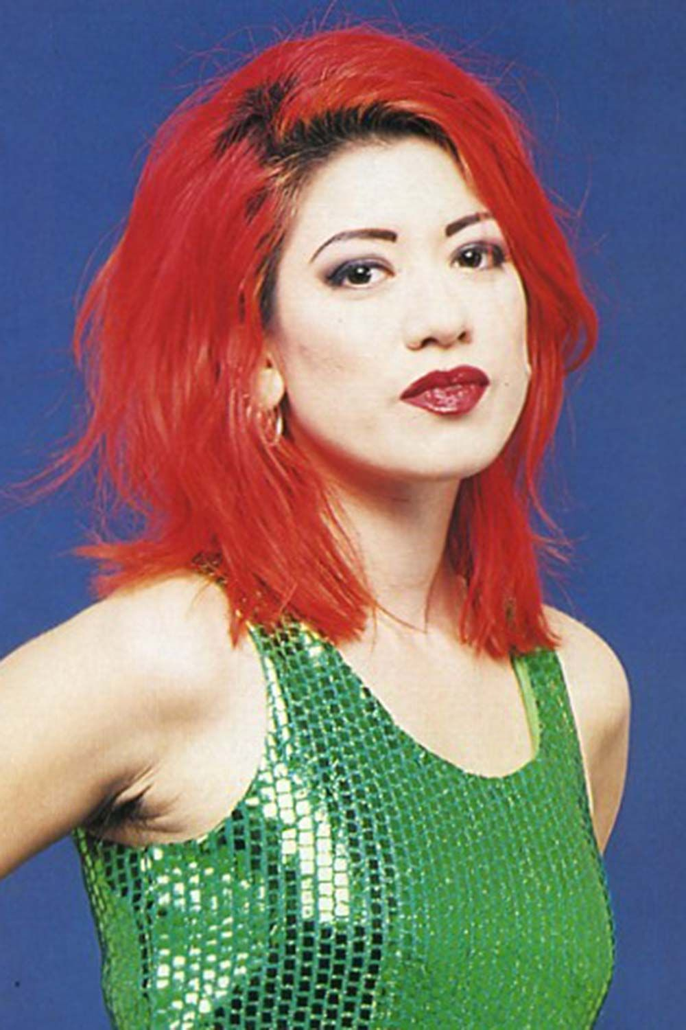 Miki Berenyi of Lush Female singers, Female musicians