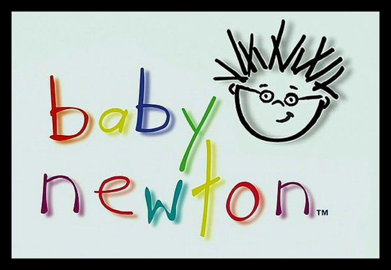Baby Newton Baby Einstein Title Card Pinterest Einstein