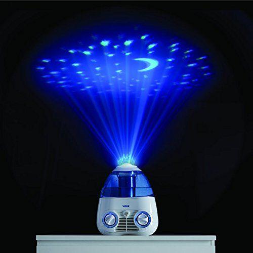 Amazon Com Vicks Starry Night Cool Moisture Humidifier Baby
