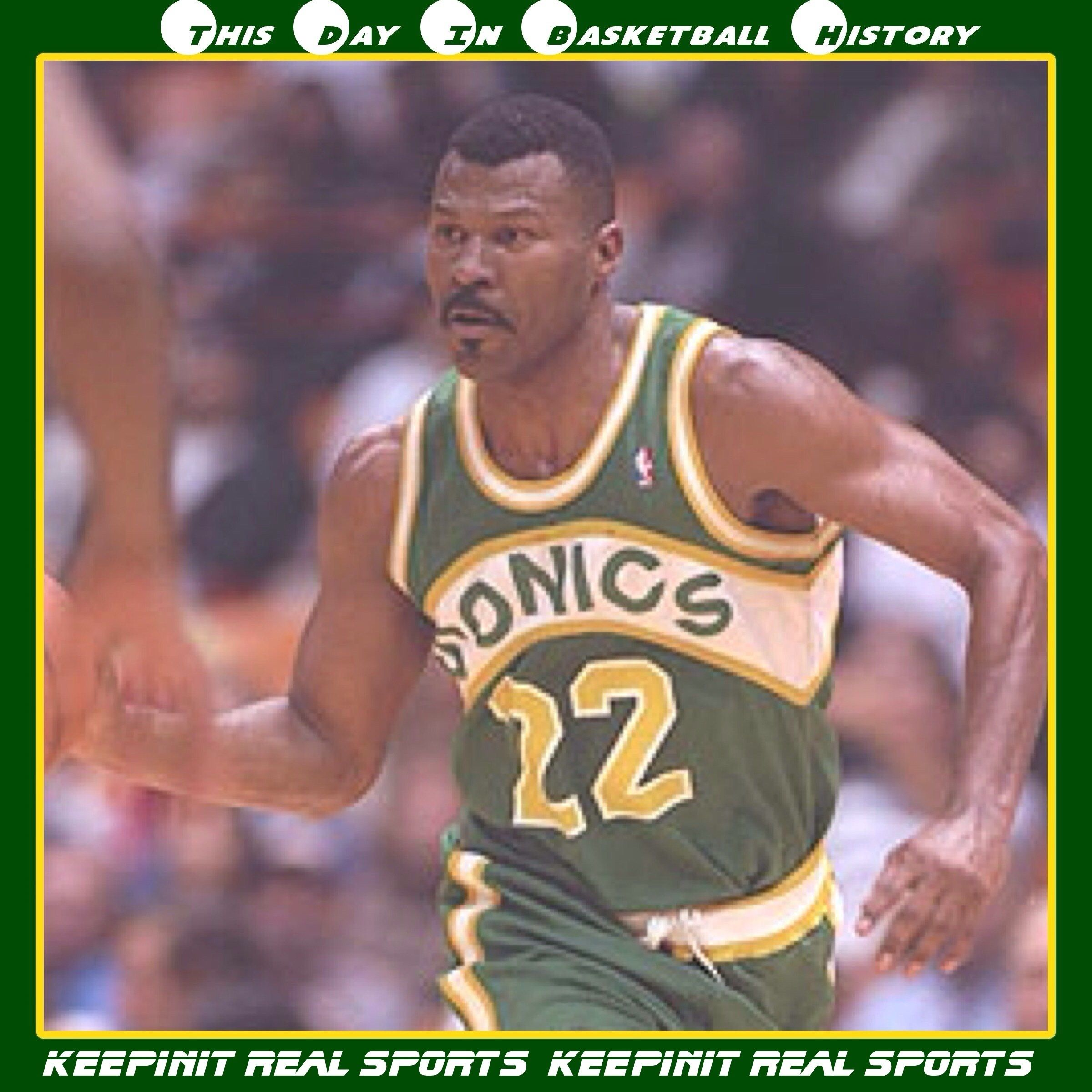 This Day In Basketball History November 15 1991 Ricky Pierce