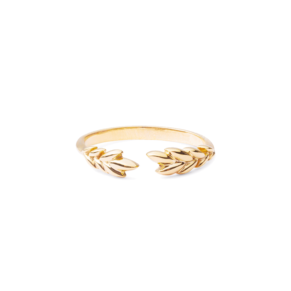 Made in vermeil a thick gold layer on sterling silver soft and