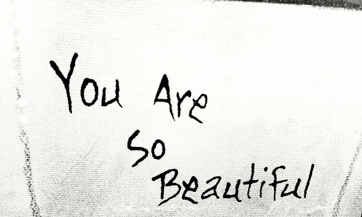 Believe Me, You Are Beautiful! #beauty #quote
