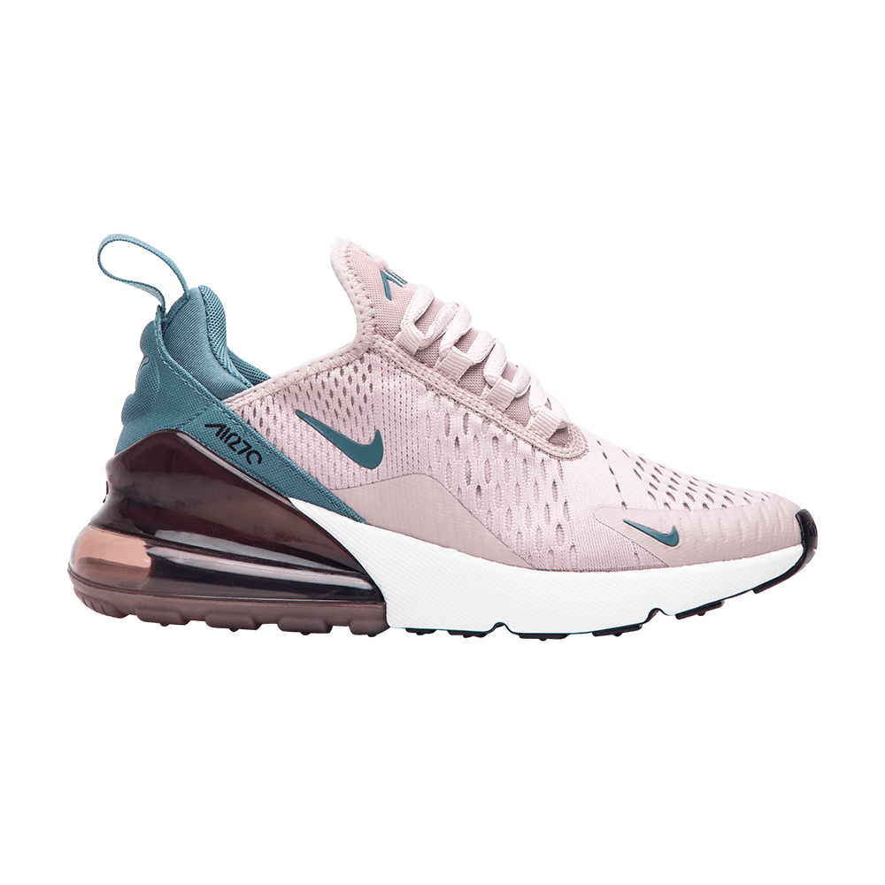 Wmns Air Max 270 'Particle Rose' | Nike lifestyle shoes ...