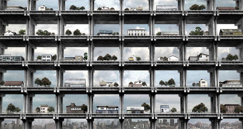 MAD architects: travel fellowship winners