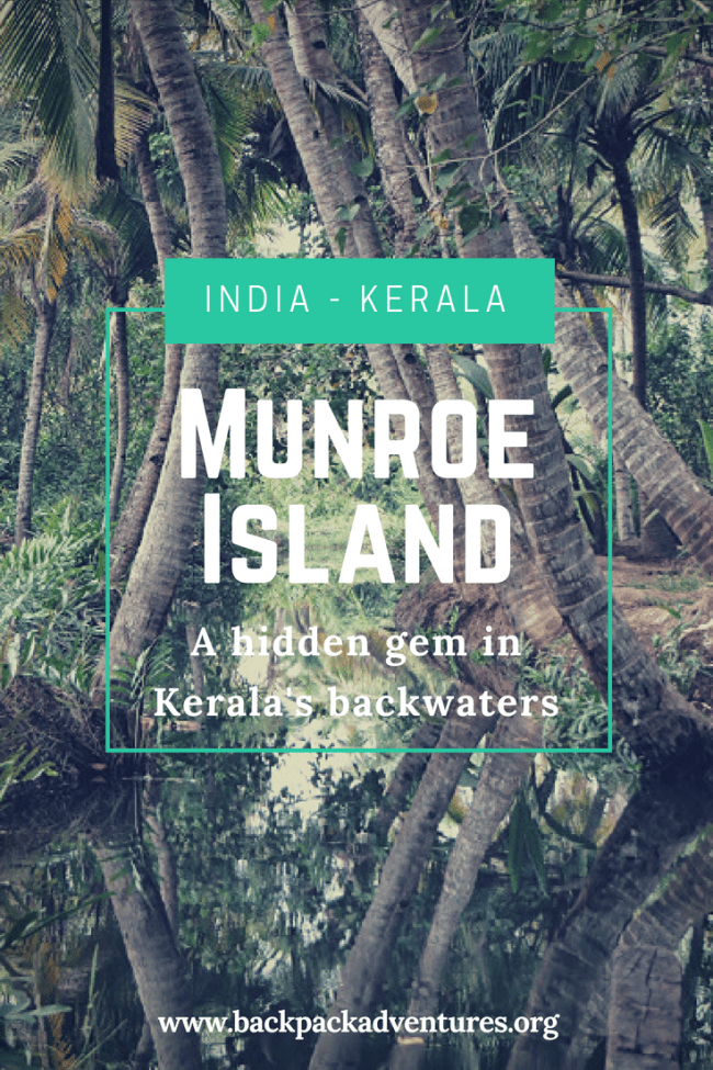 Munroe Island My Homestay Experience In Kerala S Backwaters Backpack Adventures Kerala Backwaters Asia Travel Travel