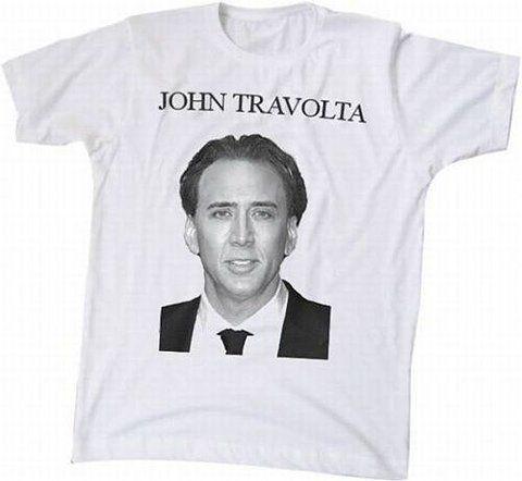 9d8e4961c Face-Off t-shirt. | {apparel} Women | Shirts, T shirt, John travolta