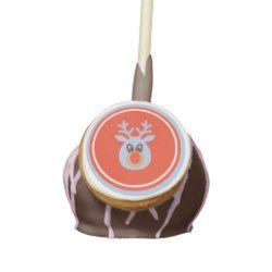Rudolf Cake Pops