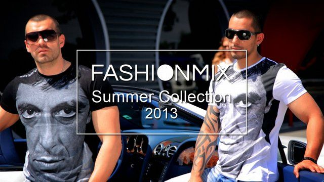 Watch the FASHIONMIX United Kingdom summer collection 2013 video! Buy online high quality designer t-shirts, shirts, shorts, denim, jackets, shoes, sneaker accessories. We have one of the most affordable and lowest prices in the UK and whole EU.