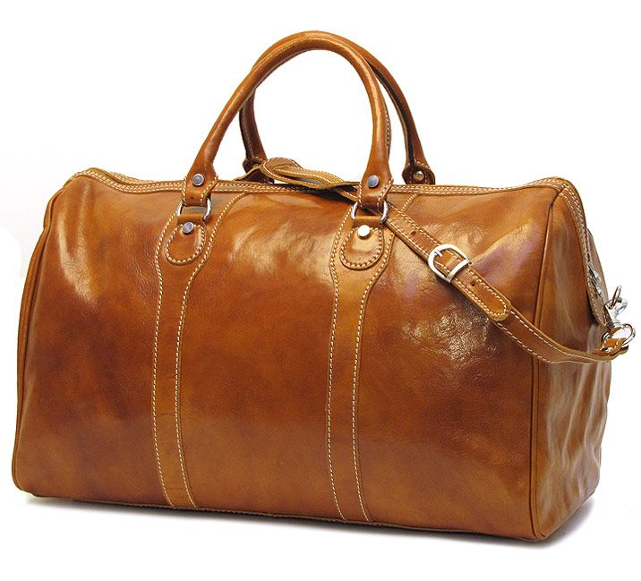 Italian leather travel bags – Trend models of bags photo blog