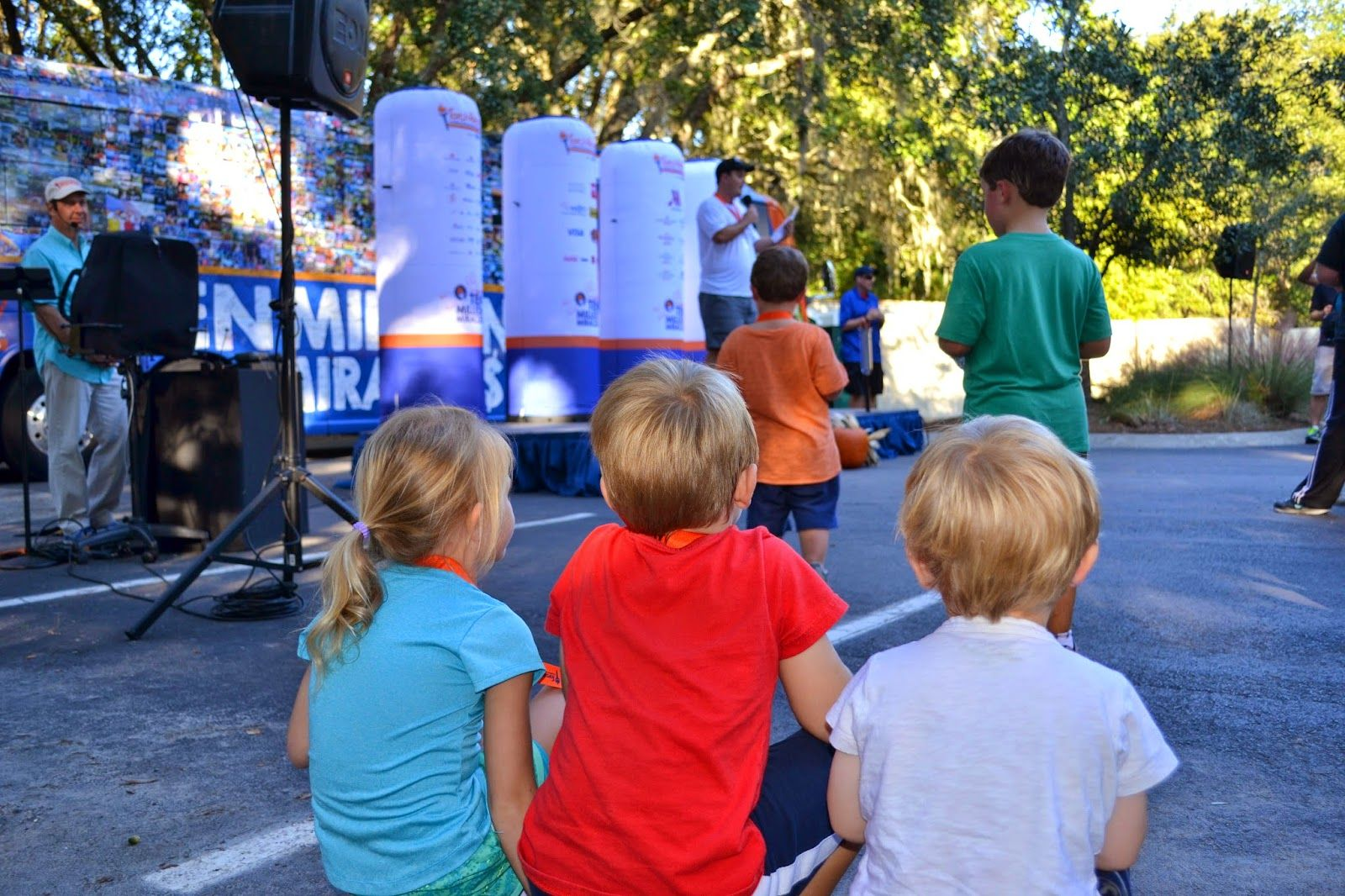 Spencer Special Events : Children's Miracle Network Torch Relay (Event Recap)