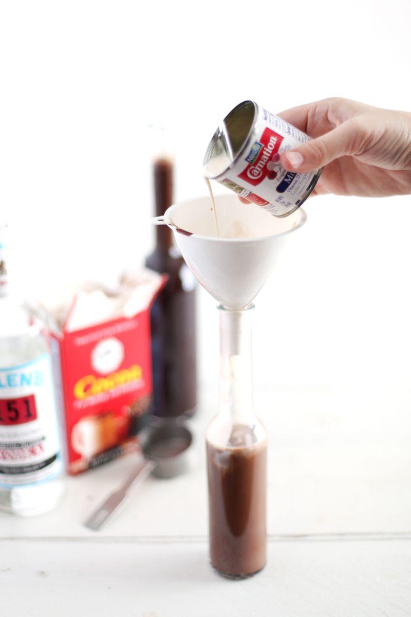 Chocolate Liqueur | Recipe | cordials | Chocolate liqueur ...