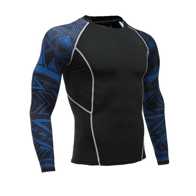 Lookatool Mens Fitness Bodybuilding Tight-Drying Short Sleeves Shirt Tops Pant Suit
