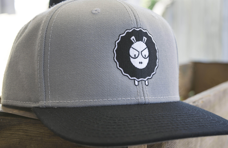 Angry Black Sheep Hat