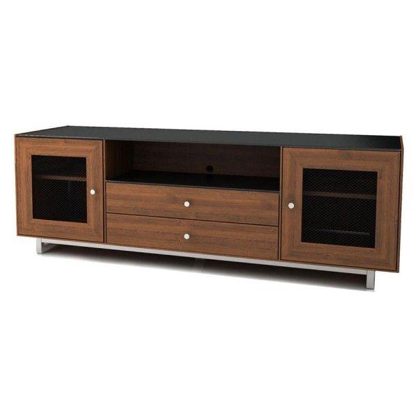S Sa Cadenza75 Nw1 Cadenza Series 75 Video Cabinet Walnut