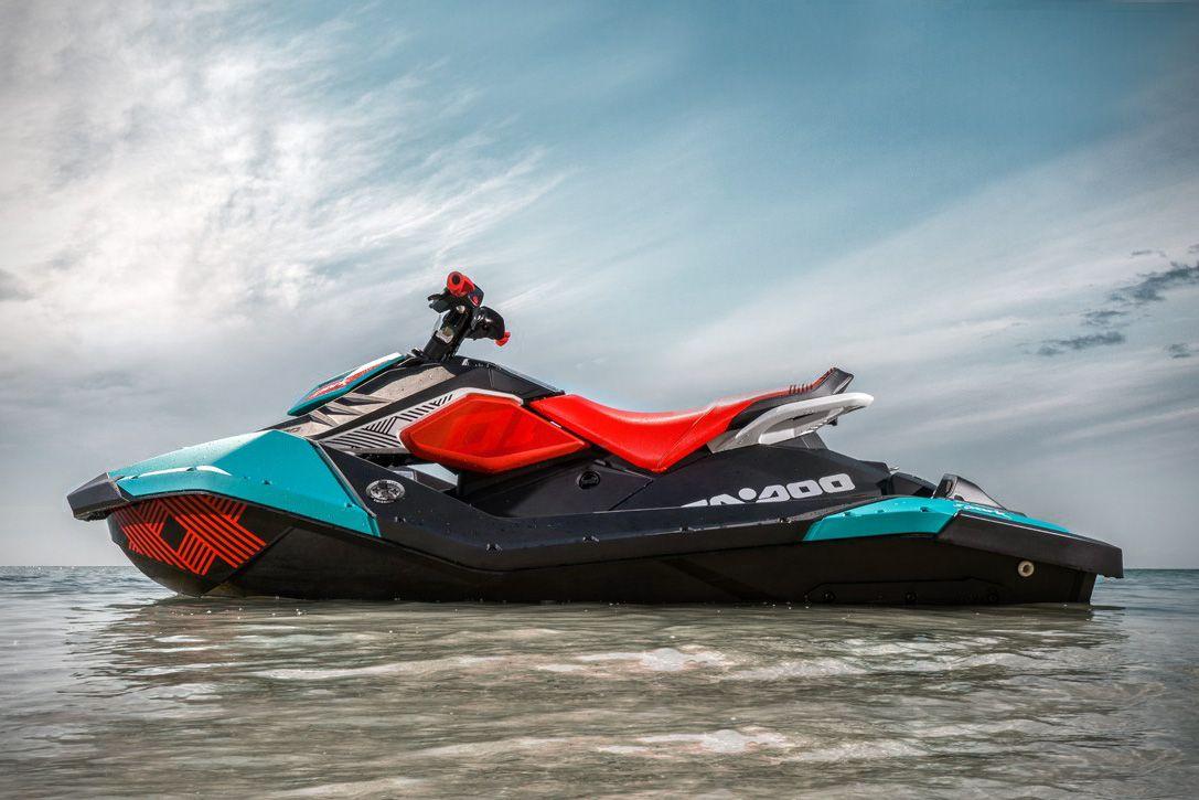 Sea Doo Spark Trixx Jetski 0 Jet Ski Seadoo Seadoo Jetski