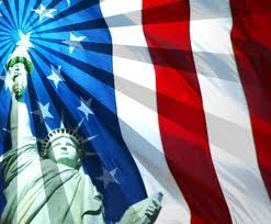 July 5…Your REAL Independence Day American flag